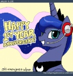 2015 blue_feathers english_text equine feathered_wings feathers female feral friendship_is_magic hair horn john_joseco looking_at_viewer mammal my_little_pony princess_luna_(mlp) solo text winged_unicorn wings  Rating: Safe Score: 12 User: Robinebra Date: January 20, 2015