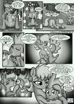 2015 affection age_difference anibaruthecat balls blush comic cub cum cum_in_hair cum_on_back cutie_mark dialogue dragon duo english_text equine eyes_closed female friendship_is_magic hair happy horse kissing licking male male/female mammal monochrome ms_harshwhinny_(mlp) my_little_pony one_eye_closed open_mouth penis pony scalie sitting smile spike_(mlp) spread_legs spreading sweat text tongue tongue_out young   Rating: Explicit  Score: 19  User: lemongrab  Date: January 31, 2015