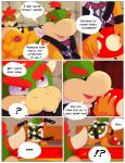 anus ball_gag balls bound bowser bowser_jr. comic cub duo gag humanoid_penis koopa male male/male mario_bros nintendo penis redemption3445 scalie uncut video_games young  Rating: Explicit Score: 9 User: Pokelova Date: August 14, 2015