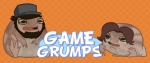 amphibian arin_hanson beard brown_hair dialogue duo english_text facial_hair frog game_grumps hair hat humor jon_jafari larrle male short_hair text toad  Rating: Safe Score: 3 User: Conker Date: January 02, 2013""