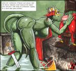 anthro argonian big_breasts breasts fellatio female lifts-her-tail male male/female melee_weapon oblivion oral scalie sex sword the_elder_scrolls thick_thighs video_games weapon yuricrabking  Rating: Explicit Score: 13 User: SwiperTheFox Date: October 19, 2015