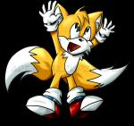 2011 2_tails alpha_channel anthro black_eyes canine cute fox fur gloves male mammal miles_prower multiple_tails open_mouth plain_background sega shoes smile solo sonic_(series) sonic_generations tailzkip transparent_background white_fur yellow_fur   Rating: Safe  Score: 2  User: GameManiac  Date: March 02, 2015