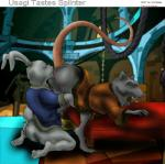 2007 anal anthro anus duo frickabee lagomorph male male/male mammal oral rat rimming rodent sex splinter teenage_mutant_ninja_turtles usagi  Rating: Explicit Score: 1 User: syrmat Date: October 18, 2015