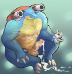 balls big_penis blastoise claws cum cum_on_body cum_on_ground cum_on_hand cum_on_penis custapple erection looking_at_viewer male muscular muscular_male nintendo penis pokémon sitting solo tagme toe_claws video_games wide_shouldersRating: ExplicitScore: 18User: the_voleDate: July 09, 2017