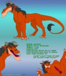 3_toes 4_fingers blaquetygriss claws dragon erection fangs forked_tongue green_eyes horn male mane model_sheet penis scalie smile solo teeth toes tongue  Rating: Explicit Score: -2 User: syrmat Date: October 23, 2015