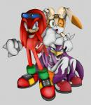 anthro avian bandanna bird clothing cream_the_rabbit deviantart echidna eyelashes eyewear feathers female footwear fur gloves group jewelry knuckles_the_echidna lagomorph looking_at_viewer male mammal monotreme necklace one_eye_closed purple_feathers rabbit red_fur rondineviola shoes simple_background sitting smile sonic_(series) sonic_riders standing sunglasses swallow_(bird) teeth watermark wave_the_swallow wink  Rating: Safe Score: 2 User: DeltaFlame Date: March 03, 2016