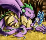 absurd_res crown dragon duo equine female feral friendship_is_magic gem gold hi_res horn horse male mammal my_little_pony rarity_(mlp) scalie silfoe spike_(mlp) treasure winged_unicorn wings   Rating: Safe  Score: 13  User: Robinebra  Date: August 19, 2014