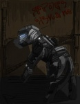 alternate_species crossover dead_space equine friendship_is_magic horse isaac_clarke male mammal my_little_pony ponification pony solo unknown_artist video_games  Rating: Questionable Score: 2 User: Big_Macintosh Date: June 24, 2011