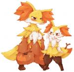 braixen breasts brown_eyes canine delphox duo female fox fur kemono mammal nintendo orange_fur pokémon red_eyes video_games wahitouppe  Rating: Questionable Score: 3 User: KemonoLover96 Date: June 07, 2015""