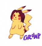 arin_hanson cute english_text game_grumps hair male nintendo pikachu plain_background pokémon solo text video_games white_background yawnz   Rating: Safe  Score: 1  User: Conker  Date: January 02, 2013