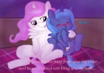 blue_fur blue_hair bottle cub duo enema equine female female/female feral friendship_is_magic fur hair horn incest mammal masturbation milk moan my_little_pony penetration pink_hair princess_celestia_(mlp) princess_luna_(mlp) purple_eyes pussy text thinkerbutt vaginal vaginal_penetration white_fur winged_unicorn wings young  Rating: Explicit Score: 7 User: Lunamann Date: May 25, 2014""