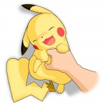 cute disembodied_hand female human laugh mammal nintendo noraeshi pikachu pokémon rodent tears tickling video_games  Rating: Safe Score: 25 User: Luminocity Date: February 24, 2013""