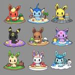 1:1 2018 <3 :3 alternate_version_at_source ambient_sealife ambient_starfish asterozoan black_eyes brown_fur campfire chibi cjsux cloud crescent_moon cushion dipstick_tail ear_fins echinoderm eevee eeveelution electricity espeon evolution evolutionary_stone fin fire_stone flareon forehead_gem frill front_view fungus fur glaceon grass grey_background head_fin head_tuft jolteon leafeon log looking_at_viewer machine marine markings moon moss multicolored_tail multiple_images mushroom neck_frill neck_tuft nintendo orange_fur palm_tree parasol pink_fur pokémon pokémon_(species) ribbons rock sand sea seashell shell simple_background snow snowman star starfish sun sylveon tail_fin tan_fur tent thunder_stone tree tuft umbreon vaporeon video_games water water_stone wood yellow_fur yellow_markingsRating: SafeScore: 15User: MairoDate: May 10, 2019