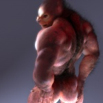 3d biceps butt canine cgi hairy kupopo male mammal muscles pose rear_view solo were werewolf   Rating: Questionable  Score: 6  User: unforget  Date: April 07, 2013