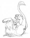autofellatio chris_mckinley cum disney erection feline feral lion male mammal masturbation oral penis simba sketch solo the_lion_king  Rating: Explicit Score: 8 User: Vinea Date: December 25, 2015