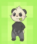 balls bear condom male nintendo pancham panda pokémon solo standing video_games   Rating: Explicit  Score: 2  User: zekromlover  Date: June 08, 2013