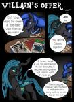 2013 changeling comic duo english_text equine female feral friendship_is_magic fur hair horn horse mammal my_little_pony nightmare_moon_(mlp) pony queen_chrysalis_(mlp) text vavacung winged_unicorn wings   Rating: Safe  Score: 4  User: Nolax  Date: August 14, 2014