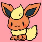 ambiguous_gender cub cute eeveelution feral flareon huiro nintendo pokémon solo video_games young  Rating: Safe Score: 11 User: JGG3 Date: June 26, 2015""
