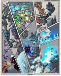 audino azelf comic english_text female gardevoir gengar heatran jen_(vf) landorus legendary_pokémon lopunny male manaphy medicham meloetta mesprit mew mewtwo ms_paint nintendo pokémon pokémon_(species) pokémon_mystery_dungeon sculpture shaymin statue sulfurbunny_(artist) tapu_bulu tapu_fini tapu_koko tapu_lele text thundurus tornadus uxie video_games