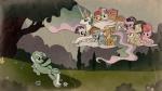 apple_bloom_(mlp) applejack_(mlp) blue_fur cloud cutie_mark_crusaders_(mlp) derpy_hooves_(mlp) earth_pony equine female feral fluttershy_(mlp) friendship_is_magic fur group hair horn horse lyra_heartstrings_(mlp) mammal multicolored_hair my_little_pony pegasus pinkie_pie_(mlp) pony princess_celestia_(mlp) purple_fur purple_hair rainbow_dash_(mlp) rarity_(mlp) scootaloo_(mlp) stinkehund sweetie_belle_(mlp) twilight_sparkle_(mlp) two_tone_hair unicorn winged_unicorn wings  Rating: Safe Score: 16 User: -stinkehund Date: March 18, 2012