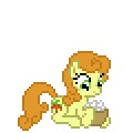 alpha_channel animated carrot_top_(mlp) cutie_mark desktop_ponies equine female feral friendship_is_magic horse my_little_pony plain_background pony popcorn solo sprite transparent_background unknown_artist   Rating: Safe  Score: 7  User: Ohnine  Date: July 12, 2011