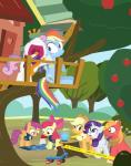2015 apple_bloom_(mlp) applejack_(mlp) big_macintosh_(mlp) cub dm29 earth_pony equine female feral friendship_is_magic hat horn horse hostage male mammal my_little_pony pegasus pony rainbow_dash_(mlp) rarity_(mlp) scootaloo_(mlp) scooter sibling sweetie_belle_(mlp) unicorn wings young  Rating: Safe Score: 8 User: Robinebra Date: June 05, 2015""