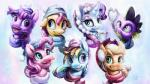 <3 applejack_(mlp) blonde_hair blue_eyes blue_fur clothing cowboy_hat cup dragon earmuffs earth_pony equine fangs female fluttershy_(mlp) friendship_is_magic fur green_eyes group hair hat hi_res hood horn horse hot_cocoa jacket male mammal marshmallow multicolored_hair my_little_pony outside pegasus pink_hair pinkie_pie_(mlp) pony purple_eyes purple_fur purple_hair rainbow_dash_(mlp) rainbow_hair rarity_(mlp) scalie scarf snow snowing spike_(mlp) steam tongue tongue_out tsitra360 twilight_sparkle_(mlp) two_tone_hair unicorn wallpaper wings winter_hat  Rating: Safe Score: 12 User: 2DUK Date: December 06, 2014