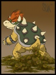bowser feces hyper hyper_feces koopa male mario_bros nintendo pooping scalie scat solo starman_deluxe video_games  Rating: Explicit Score: 0 User: ToffeeBuns Date: June 10, 2011
