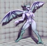 aogami breasts claws clitoris demon female fit marukka nude padded_walls pussy solo wings  Rating: Explicit Score: 5 User: GuntramEverum Date: September 08, 2015