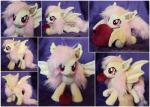 2015 apple bat_pony bat_wings buttercupbabyppg equine fangs female flutterbat_(mlp) fluttershy_(mlp) friendship_is_magic fruit hair holding mammal messy_hair my_little_pony pegasus pink_hair plushie real red_eyes solo vampire wings   Rating: Safe  Score: 13  User: 2DUK  Date: January 27, 2015