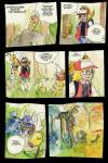 arthropod beedrill bellsprout blonde_hair comic female feral forest grass hair hat human insect male nidorina nintendo pokémon qlock red_eyes reptile sandshrew scalie text tree turtle video_games wartortle weedle   Rating: Safe  Score: 0  User: UNBERIEVABRE!  Date: January 19, 2014