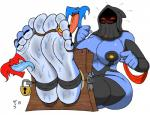 abriika big_breasts bound breasts digital_media_(artwork) female foot_fetish foot_lick forced group humanoid laugh licking not_furry rope solo_focus tears tickling toes tongue tongue_out zp92  Rating: Questionable Score: 5 User: misternice Date: September 10, 2015