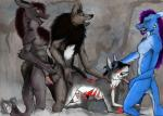 anal canine cum dragon fellowwolf group male male/male mammal sergal sex were werewolf wolf  Rating: Explicit Score: 2 User: FellowWolf Date: July 22, 2015