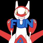 dragon english_text female latias legendary_pokémon lol_comments looking_at_viewer nintendo pokémon red_feathers smile solo teeth text video_games whatsapokemon white_feathers yellow_eyes   Rating: Safe  Score: 5  User: DeltaFlame  Date: March 15, 2015