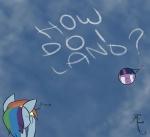 2014 aegwinn equine facepalm female feral friendship_is_magic hair horn horse mammal mane my_little_pony pegasus playing pony rainbow_dash_(mlp) twilight_sparkle_(mlp) winged_unicorn wings  Rating: Safe Score: 20 User: AEgwinn Date: October 24, 2014