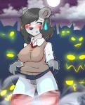 2015 anthro bear blue_eyes blush clothing female mammal monster panda pussy pussy_juice roadiesky shaking shirt shivering skirt skirt_lift solo_focus  Rating: Explicit Score: 13 User: Numeroth Date: August 04, 2015