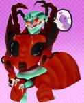<3 ant arthropod beast_wars cum dinosaur drooling fire_ant inferno insect living_machine machine masturbation megatron_(beast_wars) open_mouth penis predacon red_eyes robot saliva transformers tyrannosaurus_rex xenospike  Rating: Explicit Score: 0 User: terrorcons Date: November 23, 2015
