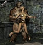 3d cum cum_in_pussy cum_inside duo elf female forced fullytank high_heels humanoid interspecies male male/female melee_weapon ogre open_mouth oral paladin penis penis_ride rape sex sword troll weapon  Rating: Explicit Score: 2 User: LilVic Date: July 27, 2015