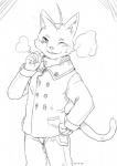 cat feline male male/male mammal morenatsu shin_kuroi smile   Rating: Safe  Score: 0  User: Lionxie  Date: May 29, 2015