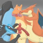 charizard frottage group male mega_charizard mega_charizard_x mega_charizard_y mega_evolution nintendo oral penis pokémon prehensile sex slit uruboros video_games   Rating: Explicit  Score: -3  User: Uruboros  Date: May 21, 2015