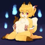 2013 akitaka blush breasts canine chubby female fox fur hair kemono loli magic mammal open_mouth orange_fur orange_hair red_eyes young   Rating: Questionable  Score: 8  User: KemonoLover96  Date: February 19, 2015