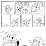 anthro balls canine comic cum cum_in_mouth cum_inside dawmino english_text fellatio female fennec fox fur hair humor male mammal married open_mouth oral oral_sex penis plain_background sex straight swallowing text   Rating: Explicit  Score: 0  User: Anon1337fox  Date: April 02, 2014