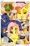2015 blue_hair comic dialogue drink ear_piercing english_text equine female female/female fluttershy_(mlp) friendship_is_magic group hair half-closed_eyes horse inside licking licking_lips long_hair mammal my_little_pony navel open_mouth piercing pink_hair pony princess_luna_(mlp) pussy saurian_(artist) sitting smile text tongue tongue_out zebra zecora_(mlp)   Rating: Explicit  Score: 7  User: lemongrab  Date: March 20, 2015