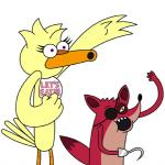 anthro beak canine cartoon_network chica_(fnaf) crossover digital_media_(artwork) duo english_text female five_nights_at_freddy's foxy_(fnaf) fur male mammal mordecai_(regular_show) pirate plain_background red_fur regular_show rigby_(regular_show) text toony white_background   Rating: Safe  Score: 44  User: malekrystal  Date: August 28, 2014