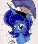 2014 blue_eyes blue_hair equine female friendship_is_magic hair horn horse mammal my_little_pony newyorkx3 pony princess_luna_(mlp) solo winged_unicorn wings   Rating: Safe  Score: 4  User: Robinebra  Date: March 05, 2014