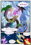 2014 comic dialogue discord_(mlp) draconequus duo elements_of_harmony english_text equine female feral friendship_is_magic gem horn luke262 male mammal my_little_pony text twilight_sparkle_(mlp) winged_unicorn wings  Rating: Safe Score: 4 User: 2DUK Date: October 27, 2015