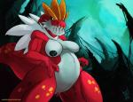 2017 anthro areola armpits breasts female nintendo nipples pokémon pussy solo tyrantrum video_games zwitterkitsuneRating: ExplicitScore: 18User: ultragamer89Date: February 13, 2017