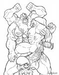4_arms anal anal_penetration balls baralust big_muscles cum hyper machamp machoke machop male male/male multi_limb multiple_arms muscle_vein muscular nintendo nipples orgasm penetration penis pokémon sex size_difference vein veiny_penis video_games  Rating: Explicit Score: 3 User: syrmat Date: October 20, 2015