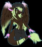 angel_dragon anthro biped clothed clothing dragon eyewear feathers fur glasses hair jeans male pants partially_clothed signature simple_background solo source_request standing twixxel_minty unknown_artist unknown_artist_signature wingsRating: SafeScore: 1User: AlricKyznetsovDate: October 20, 2018