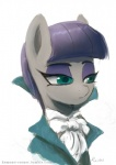 2014 equine female friendship_is_magic fur green_eyes grey_fur hair horse mammal maud_pie_(mlp) my_little_pony pony purple_hair raikoh-illust simple_background solo white_background  Rating: Safe Score: 18 User: Wodahseht Date: April 01, 2014